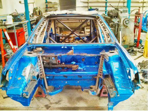 Chassis and Strengthening